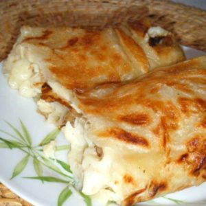 crepe fromage brebis
