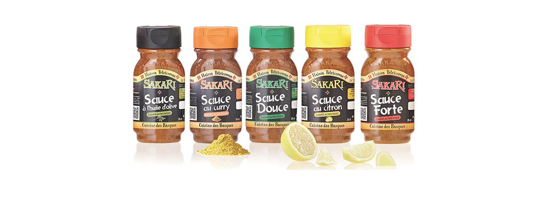 sauce Sakari curry Basque condiment